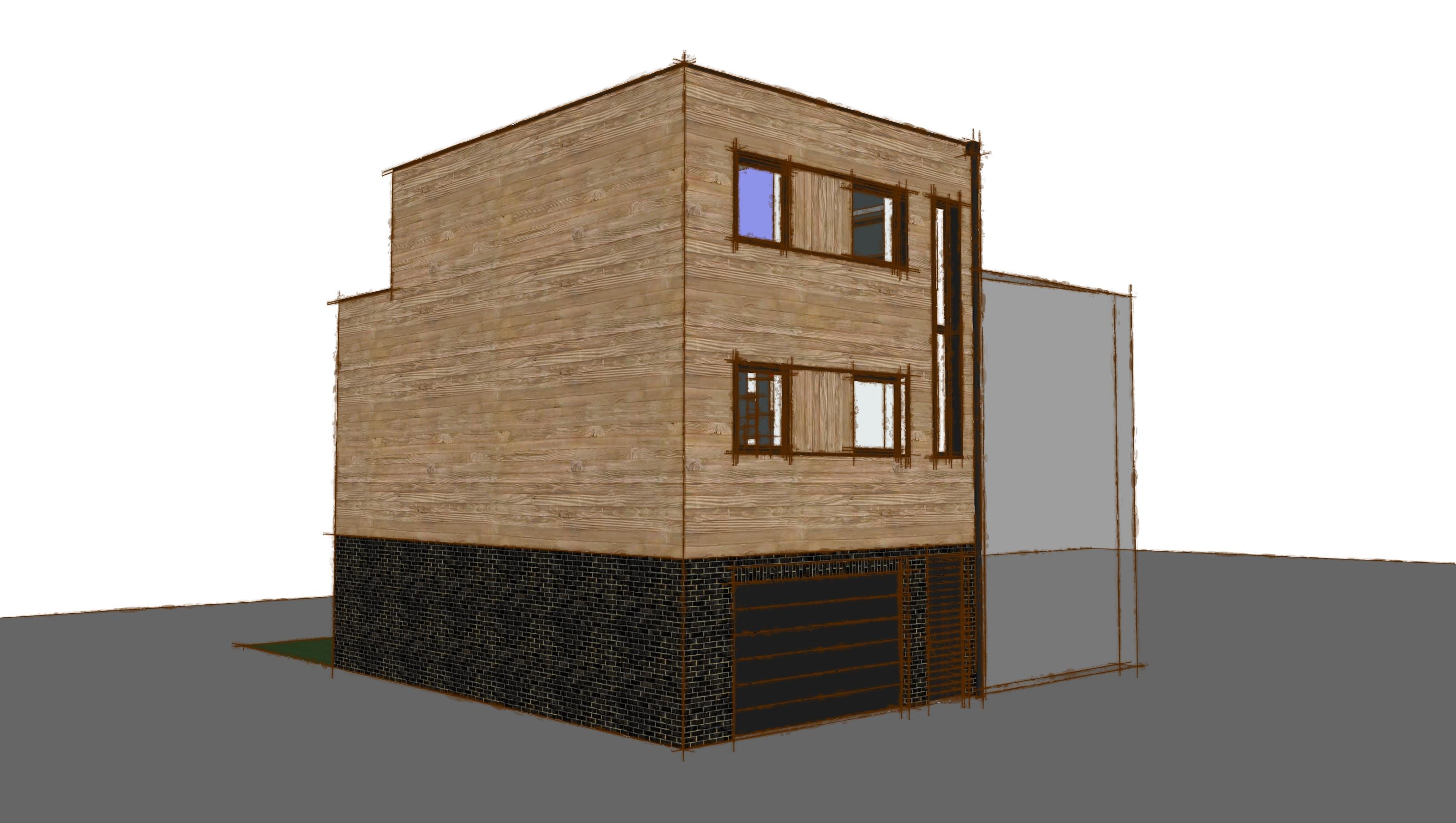 copyright : SAS BIEN CHEZ SOI - architecte - Sébastien Dhooge